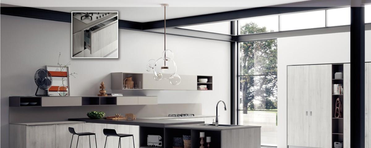 Scavolini Mood - Gusto contemporaneo e qualità del vivere in cucina -